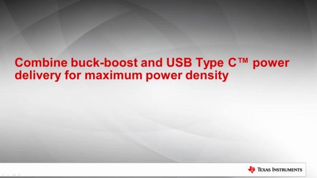 1- 回顾完全集成的升-降压充电器的设计注意事项